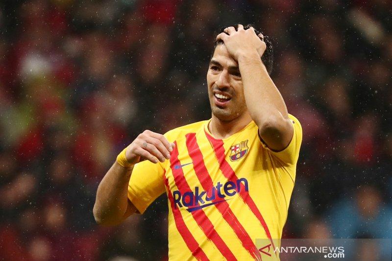 Suarez ingin Barcelona cari pengantinya