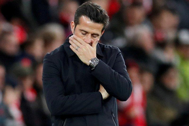 Everton berhentikan pelatih Marco Silva