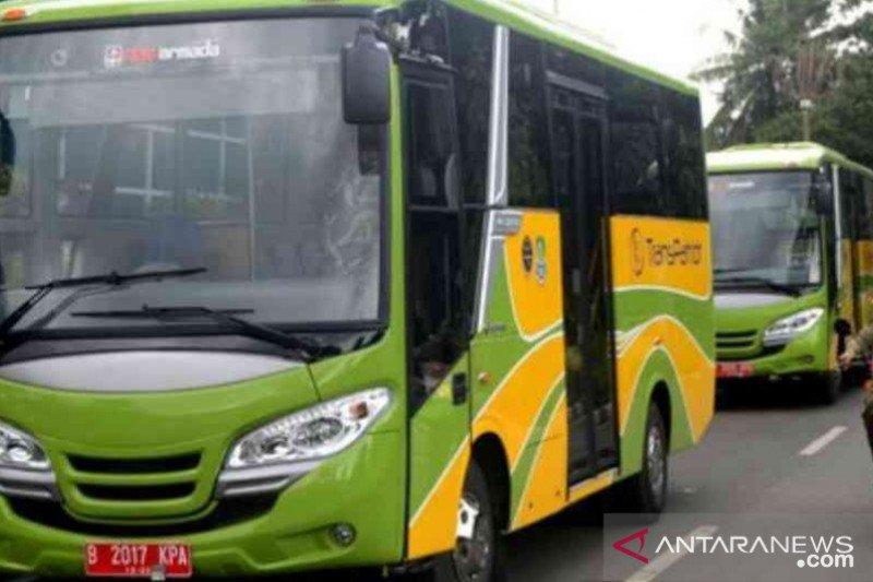 Rp2,5 miliar dianggarkan untuk subsidi tiket penumpang Transpatriot Bekasi