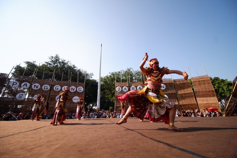 Kemendikbud : Pemajuan kebudayaan harus dilandasi kolaborasi
