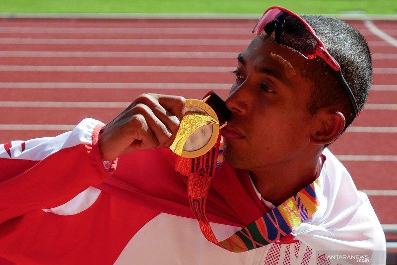Daftar perolehan medali sementara SEA Games 2019, Indonesia peringkat 2