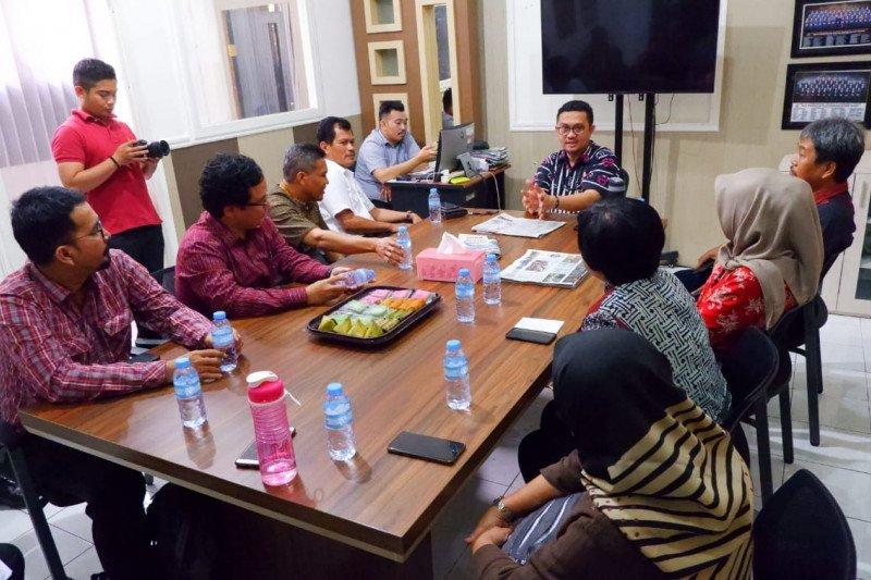 Kominfo dan LKBN ANTARA apresiasi kinerja Biro Humas Pemprov Sulsel