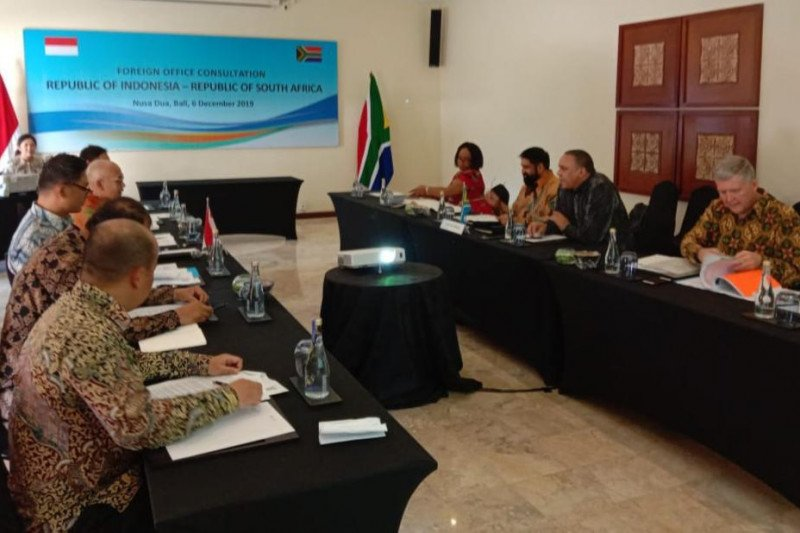 Afrika Selatan dukung pembentukan perjanjian dagang Indonesia-SACU
