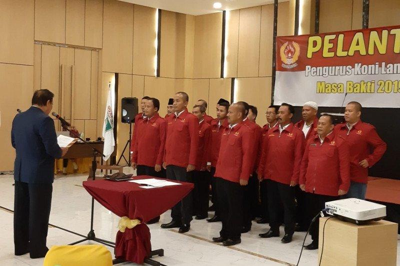 KONI Lampung Tengah diminta siapkan atlet potensial