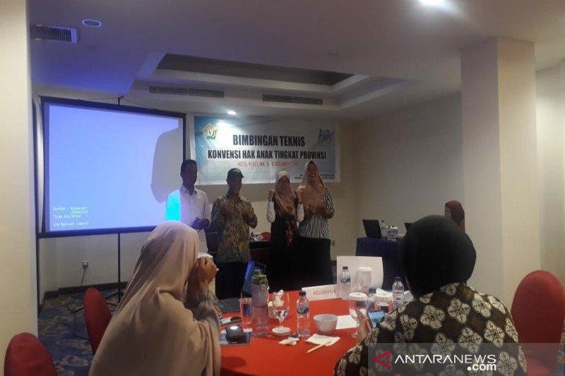 Pemprov Sulawesi Tenggara kampanyekan konvensi hak anak