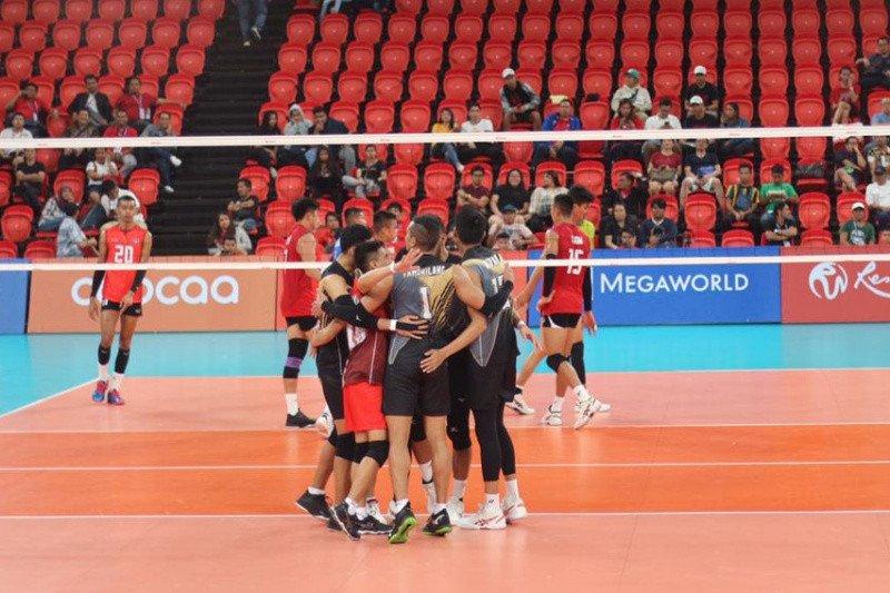 Final voli putra SEA Games, Indonesia tantang Filipina