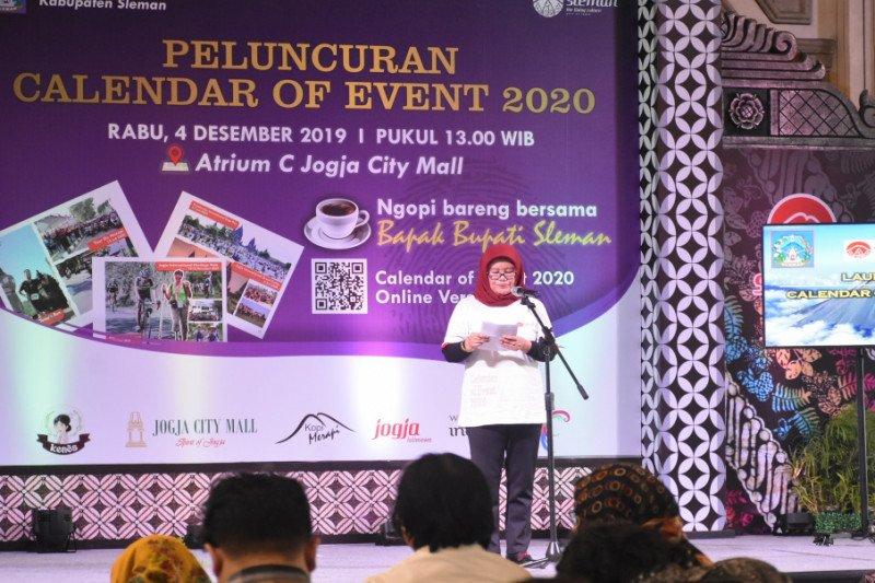 """Dinas Pariwisata Sleman meluncurkan """"Calendar of Event 2020"""", kenalkan wisata menarik"""