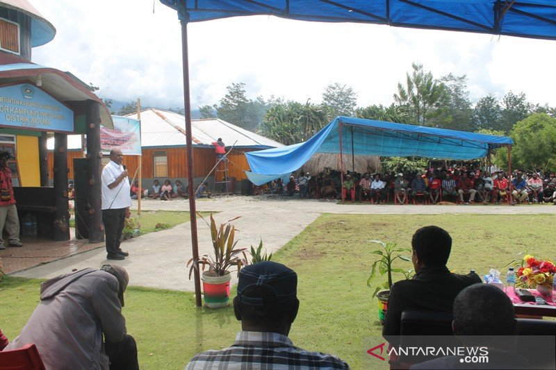 Tujuh kampung di Jayawijaya sampaikan beragam usulan terkait kedamaian hidup
