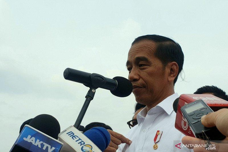 Presiden Jokowi sudah mengantongi nama Dewan Pengawas KPK
