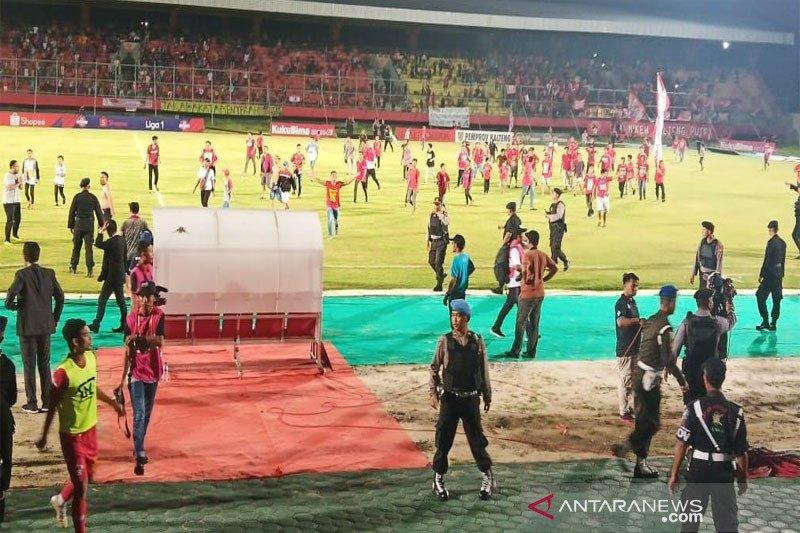 Digilas Madura 4-1, Kalteng Putra masih bertengger di Zona degradasi