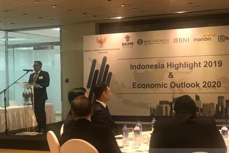 Indonesia tawarkan kemudahan pada investor Hong Kong-Makau