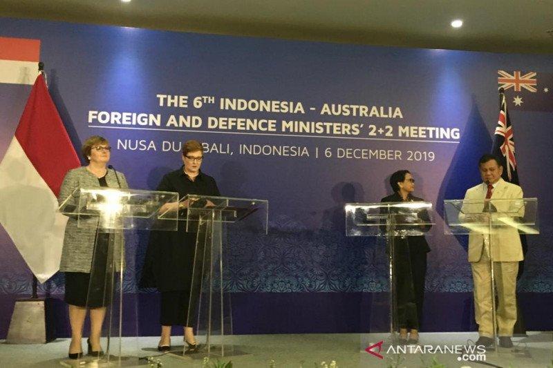 Menhan RI mengapresiasi kerja sama militer dengan Australia
