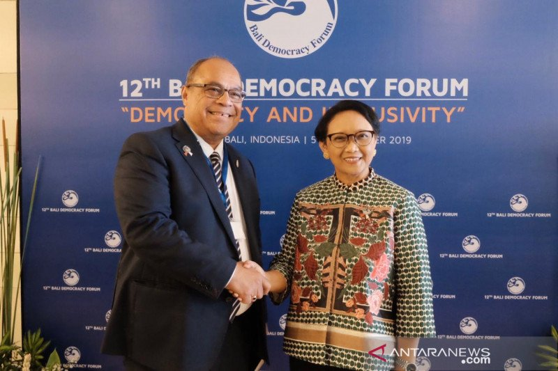 Selandia Baru apresiasi Indonesian AID