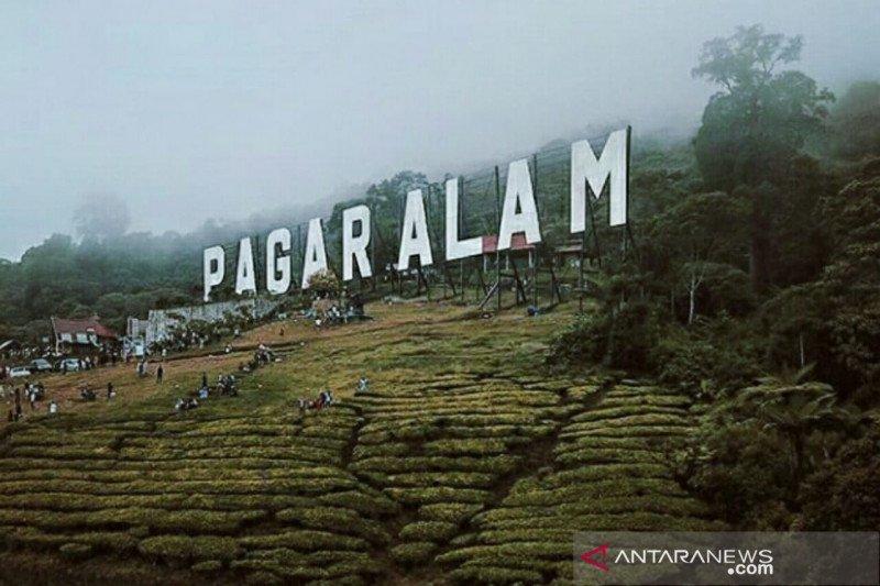 """Wisata ikon nama """"Pagaralam"""" masuk wilayah jelajah  harimau"""