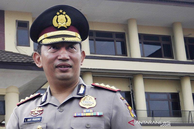 Listyo Sigit Prabowo, mantan Ajudan Jokowi pimpin Kabareskrim