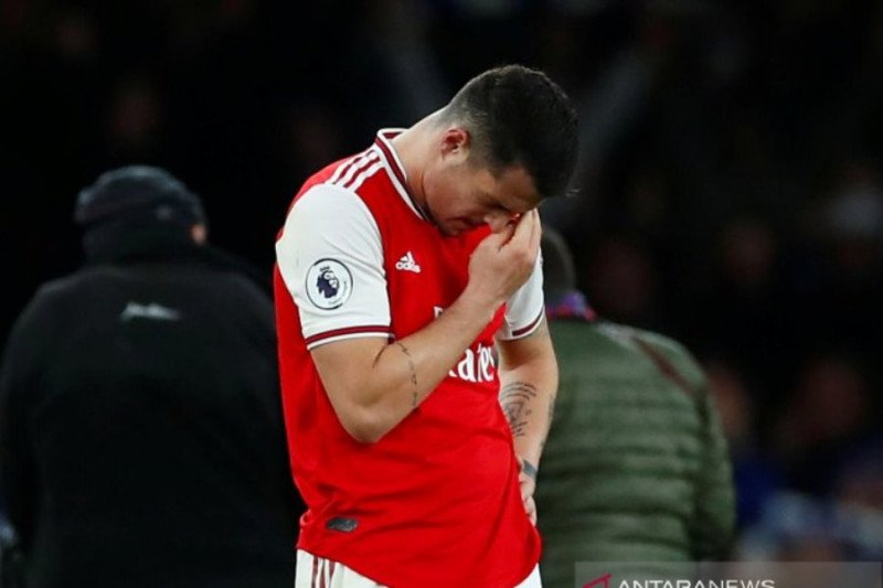 Arsenal harus terima kekalahan melawan Brighton