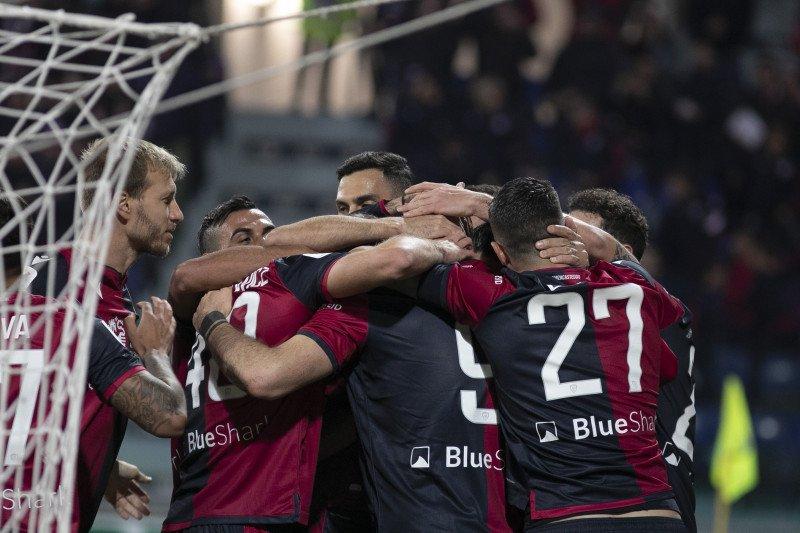 Cagliari tundukkan Sampdoria 2-1, kemenangan kedua dalam tiga hari