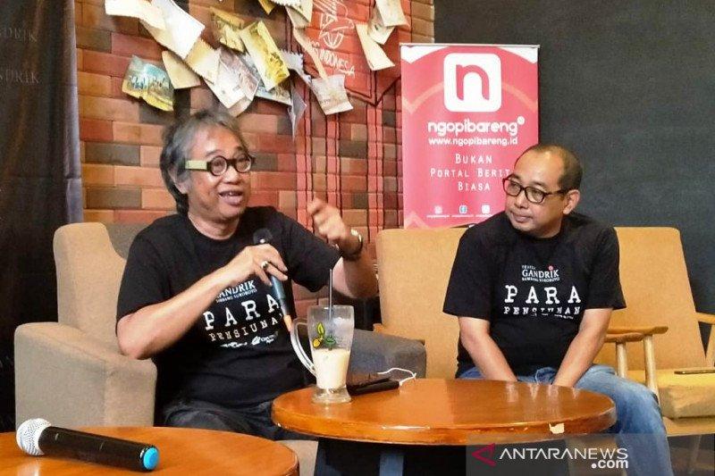 """Teater Gandrik pentaskan lakon """"Para Pensiunan"""" di Surabaya"""