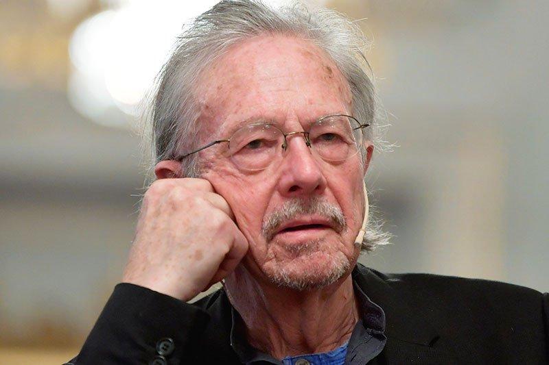 Peraih Nobel Peter Handke 'dipersona non grata' di Sarajevo