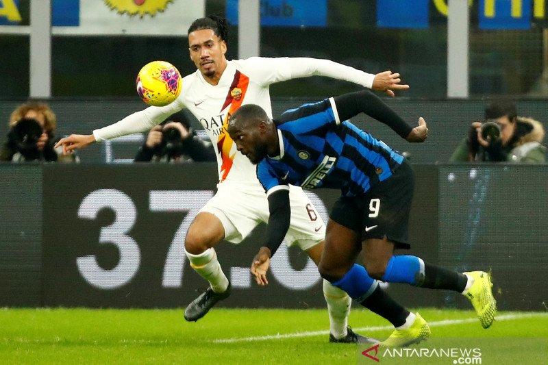 Inter bermain imbang 0-0 dengan Roma