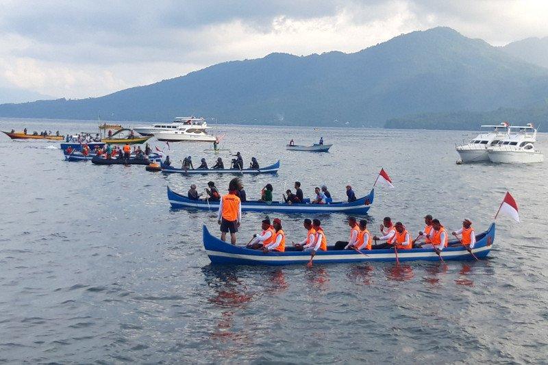 Bangkitkan sektor pariwisata Pemkot Ternate gelar festival Kora-Kora
