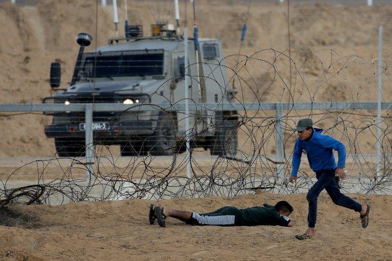 Pasukan Israel menembak mati tiga warga Palestina