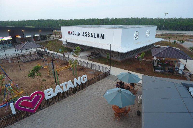 """Ini dia destinasi wisata baru, """"Rest Area"""" 360 Tol Semarang-Batang"""