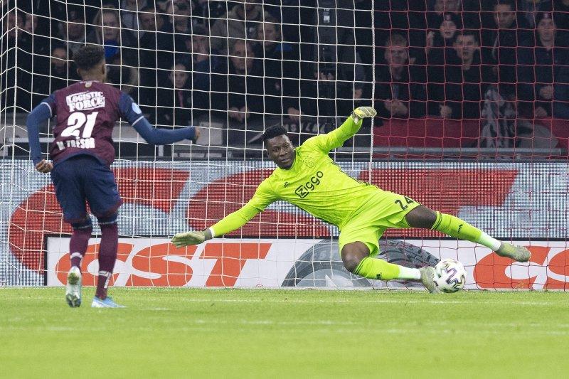 Ajax dipecundangi Willem 0-2