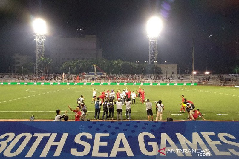 Timnas U-22 Indonesia hadapi Vietnam di final SEA Games