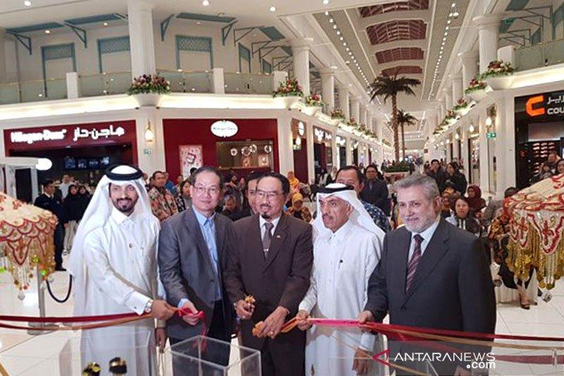 Indonesia Corner gencarkan promos pariwisata dan perdagangan di Qatar