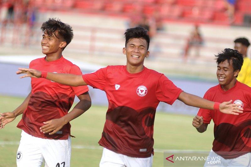 Indonesia All Stars peringkat ketiga setelah menang atas Arsenal 4-2