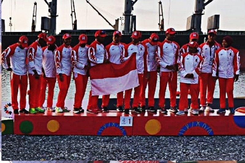 Dayung tradisional sumbang satu emas SEA Games