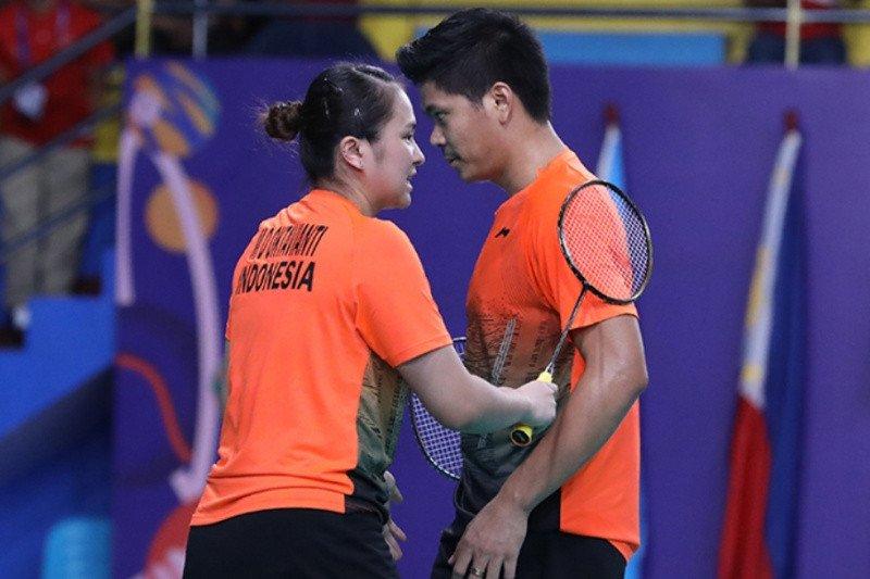 Praveen/Melati melaju ke semifinal SEA Games 2019