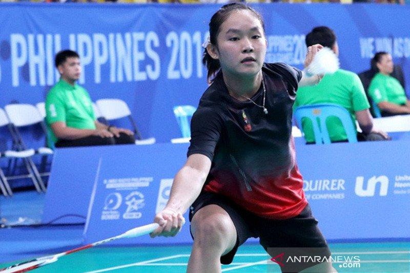 Ruselli Hartawan melaju  ke final SEA games 2019