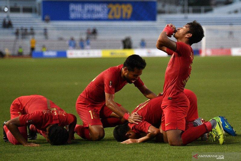 Evan Dimas akui Indra Sjafri kembalikan kepercayaan dirinya hingga menang