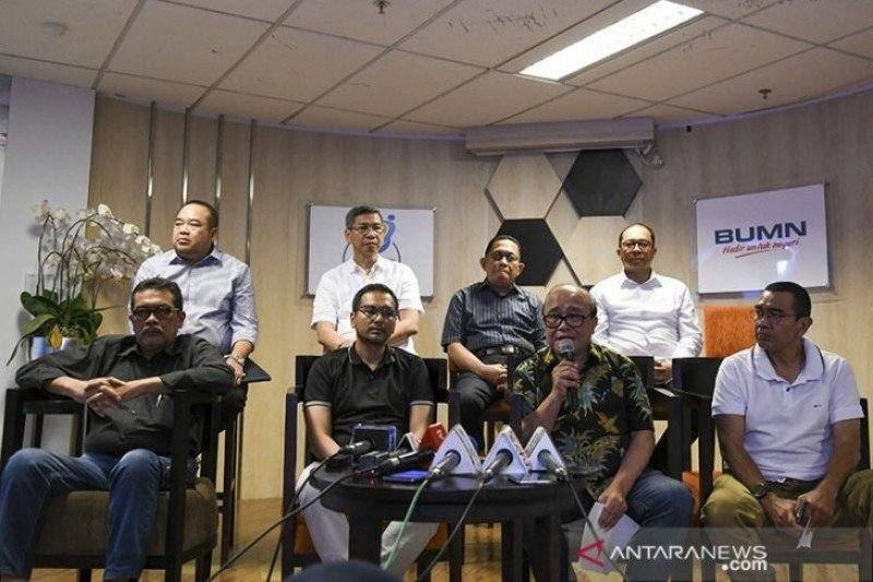 Menteri Erick dan Dewan Komisaris sepakati penyelesaian kasus Direksi Garuda