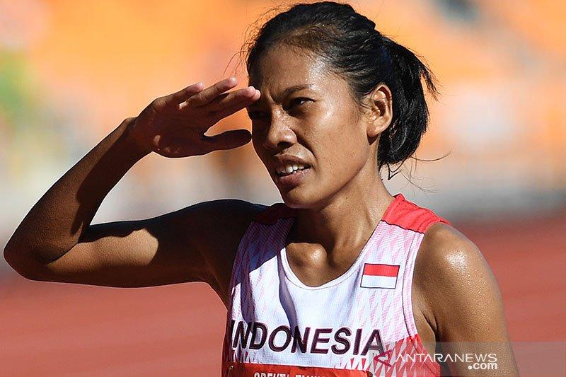 Kontingen Indonesia kokoh di posisi dua klasemen medali SEA Games 2019
