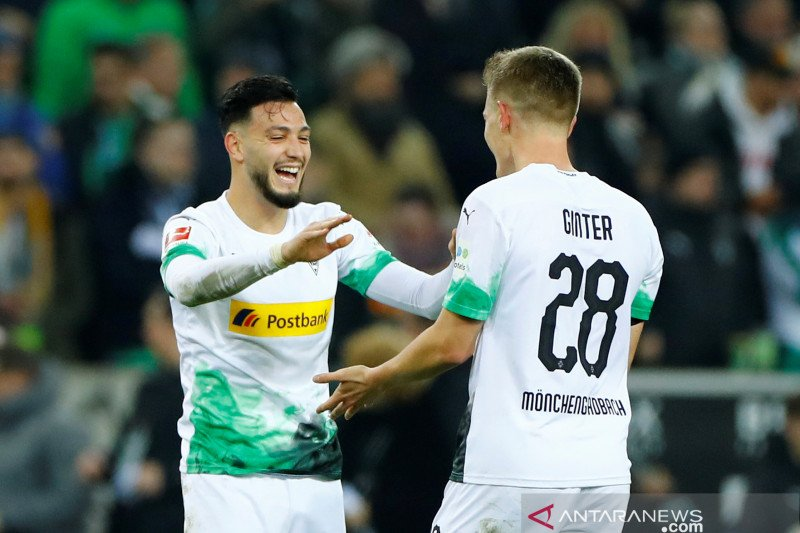 Liga Jerman,  Bayern Munich tumbang dari Borussia 1-2