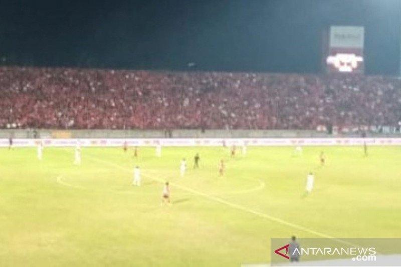 Liga 1 -- Bali United imbang 1-1 dengan Persipura Jayapura