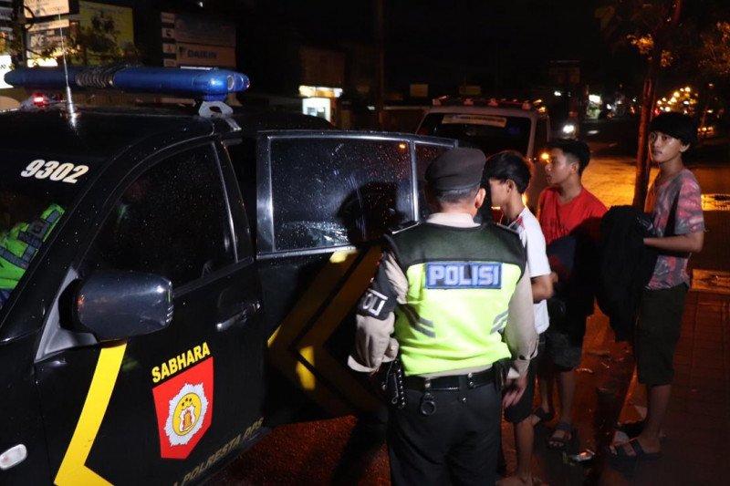 Murid SD ini jadi peserta balapan liar di Denpasar