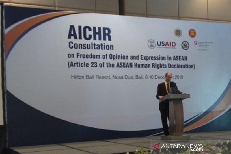 Dubes: deklarasi HAM ASEAN lindungi kebebasan berpendapat