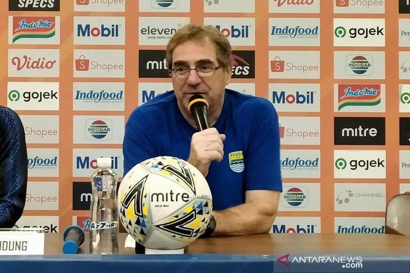 Persib Bandung akan kembali berlatih Jumat