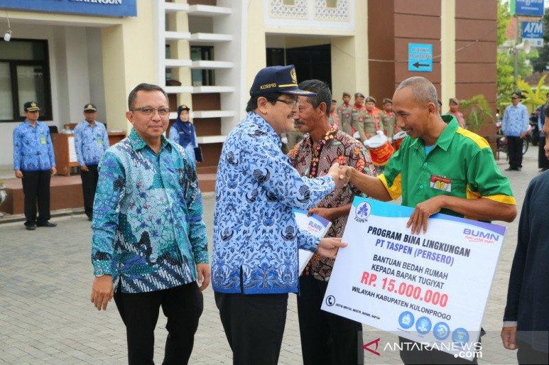 Pemkab Kulon Progo diminta menghentikan program bedah rumah