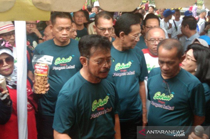 Menteri Pertanian mendorong pengembangan UMKM pangan lokal