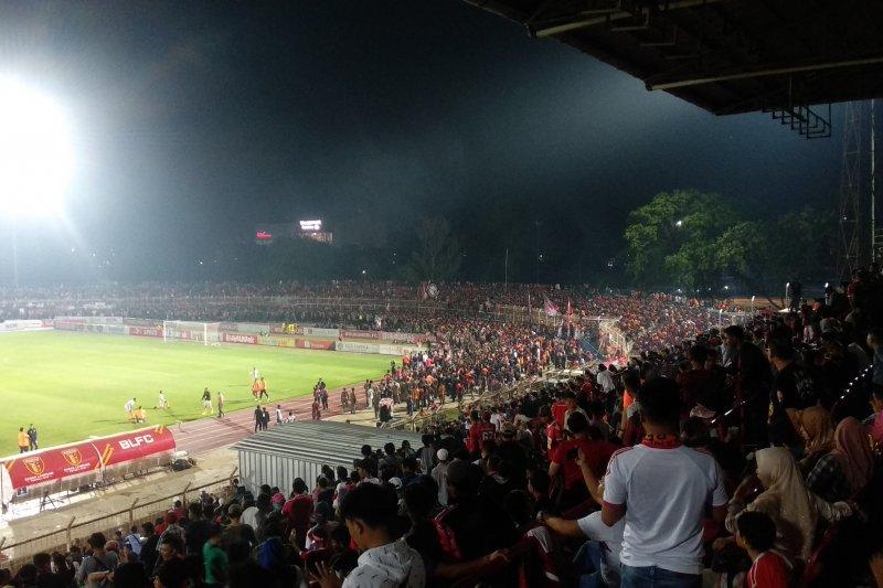 Badak Lampung hajar Persija 2-0