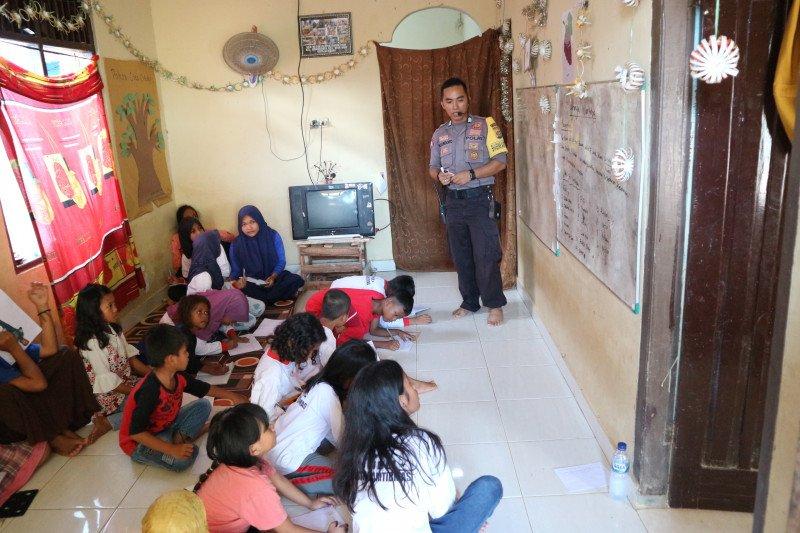 Pengabdian Polda Sultra selamatkan anak-anak dari radikalisme