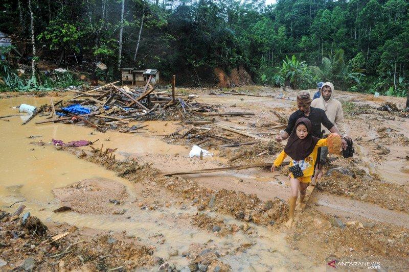 BPBD Lebak: Kerugian akibat banjir bandang Rp16,8 miliar