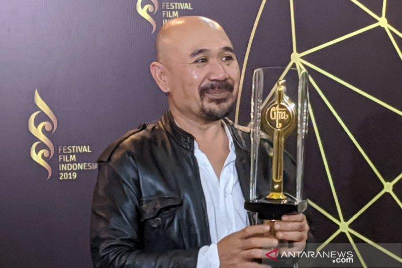 Ucu Agustin dan Ismail Fahmi Lubis menang kategori Dokumenter Terbaik FFI 2019