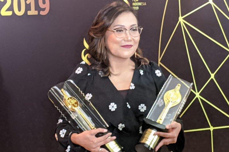 Gina S Noer Penulis Skenario Terbaik FFI 2019