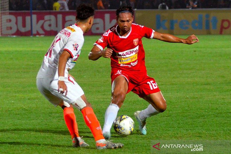 Wartawan boikot 'post match' laga Perseru Badak Lampung - Persija
